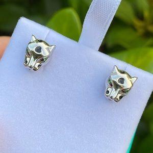 Effy Panther Earrings